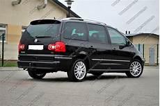 eleron spoiler tuning sport volkswagen vw sharan 7m 2000