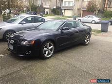 Audi A5 For Sale by 2010 Audi A5 For Sale In Canada