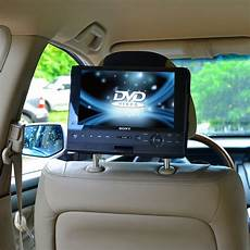 portabler dvd player auto tfy car headrest mount for sony bdpsx910 portable