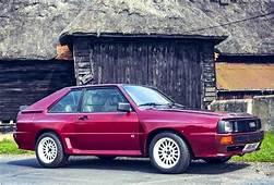 1985 Audi Quattro Sport SWB Coup&233  Motorsport