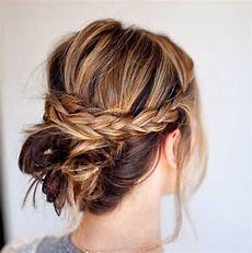10 updo hairstyle tutorials for medium length hair the