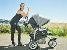 kinderwagen zum joggen