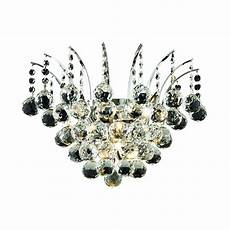 3 light 16 quot asfour crystal dining living room hallway foyer kitchen wall sconce ebay