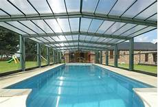 Piscine Aluminium Prix Poolabri Abri Piscine Haut Telescopique 3 Angles