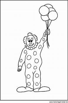Malvorlagen Geburtstag Clown Malvorlage Einem Clown F 252 R Kinder