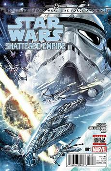 synopsis for marvel s shattered empire released making star wars