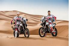2018 Dakar Rally Bike Revealed Currently Competes In