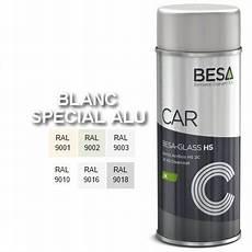 Bombe De Peinture Pour Aluminium 2k Ral Blanc Brillant