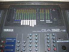 Yamaha Mixing Console Audio Mixer Mixing Board 216