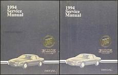 service and repair manuals 2012 buick regal electronic valve timing 1994 buick regal shop manual set factory original repair service books 94 oem ebay