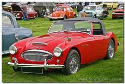 Simon Cars  Austin Healey 3000