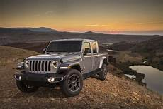 2020 jeep gladiator arrives here are the official