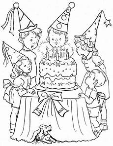 album archive graphic coloring books happy birthday