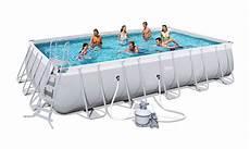 bestway rectangular frame pool set 671 x 366 mit