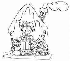 Malvorlage Haus Weihnachten Malvorlage Haus Weihnachten