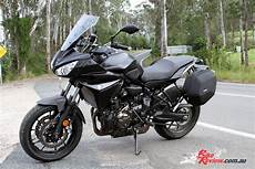 Review 2017 Yamaha Mt 07 Tracer Lams Bike Review