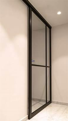 portes coulissantes en verre sur mesure anyway doors