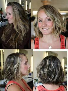 dramatic long hair cut short makeover by christopher pin on haircuts and color before and after