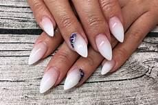 nail inspiration babyboomer nails nageldesign