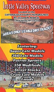 worksheets about seasons 14755 racing at valley speedway enchanted mountains of cattaraugus county new york