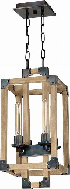 craftmade 41534 fsnw cubic modern fired steel natural 10 5 quot foyer lighting fixture cft
