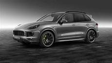Porsche Cayenne S E Hybrid News And Reviews Insideevs