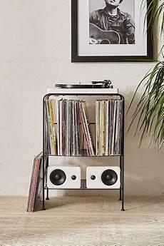 meuble rangement pour disque vinyle meuble de rangement melanie pour disques vinyle