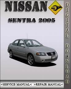 service repair manual free download 2005 nissan sentra parking system downloads by tradebit com de es it