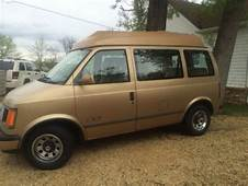 Sell Used 1986 Chevrolet Astro Van With WheelChair Lift NO