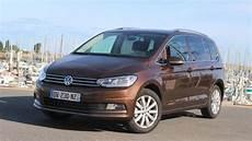 Essai Volkswagen Touran Tsi 150 L Essence De La Famille