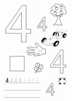 Malvorlagen Kinder 4 Jahre Lernen Zahlen Lernen Z 228 Hlen 220 Bungsbl 228 Tter Ausdrucken