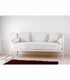 divano letto ferro battuto divano letto in ferro battuto flora