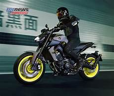 yamaha mt 09 updated for 2017 mcnews au