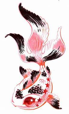 Dessin Poisson Japonais Koi Not Usually A Fish Fan But This Is Lovely