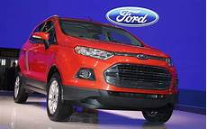 ford ecosport small crossover confirmed for north america