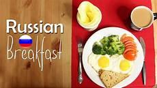 russian breakfast vocabulary daria mikhay youtube