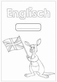 Ausmalbilder Englisch Grundschule Deckblatt Englisch Zum Ausmalen