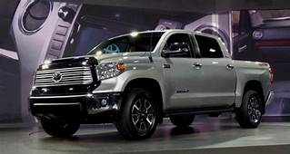 2018 Toyota Tundra Review And Price  Release Date &