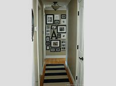 How To Decorate A Small Hallway Wall   Decoratingspecial.com