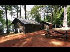 cabin a what do the cabins look like