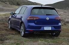 capsule review 2015 volkswagen golf r the about cars