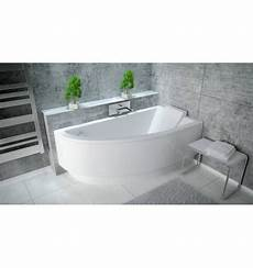 baignoire d angle oriego droite ou gauche avec tablier