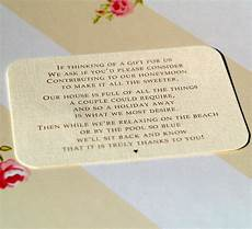 Personal Wedding Invitation Matter For Friends In