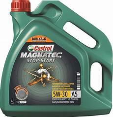 Castrol Magnatec Stop Start 5w 30 A5 4 Lt Motor Yağı