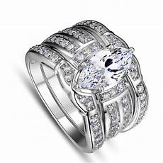 european and american atmospheric s925 silver inlaid rhodium plated luxury swiss diamond