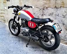 Asiento Cafe Racer Honda Cb 250