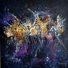 modeles peintures abstraites peinture abstraite contemporaine moderne et flashy les