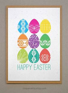 easter card design templates classic easter cards on etsy printkeg