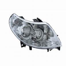 headlight headl drivers side rh halogen for