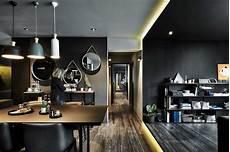 interior design in black see inside an interior designer s black home lookboxliving